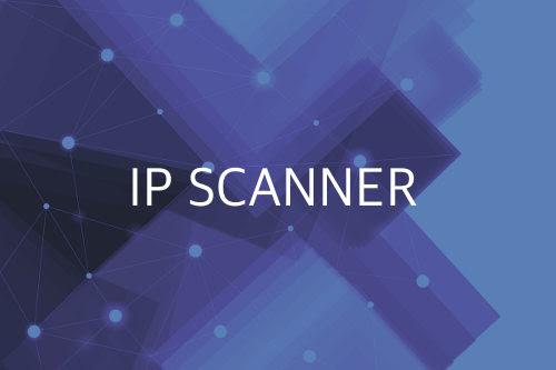 IP scanning