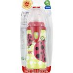 NUK 10 oz Silicone Active Cup - Ladybug