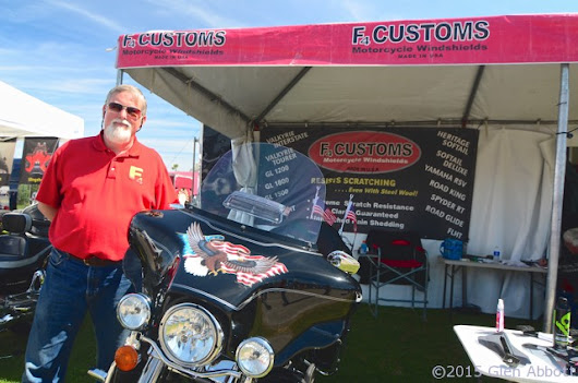 I Can See Clearly Now – F4 Customs Windshield Review