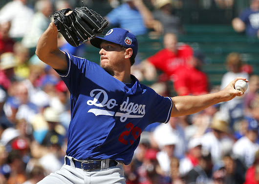 Scott Kazmir brings new tools to help fill big void in Dodgers' rotation