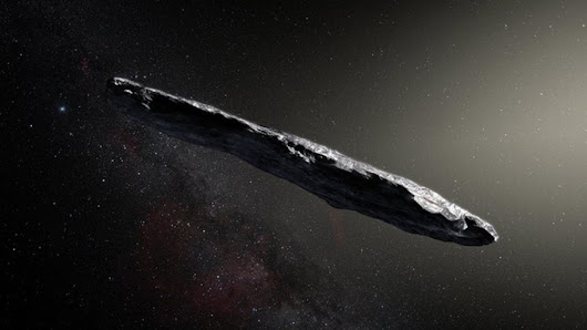 If Aliens Pilot Interstellar Object 'Oumuamua, They Just Snubbed Us