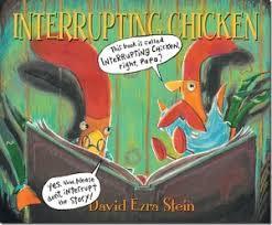 Interrupting Chicken by David Ezra Stein book cover