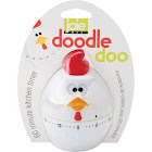 Joie Rooster 60-Minute Mechanical Kitchen Timer