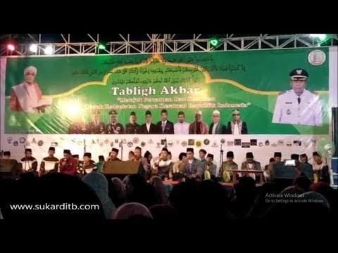 Assubhubada | Tabligh Akbar di Masjid Al-Amin Sintang