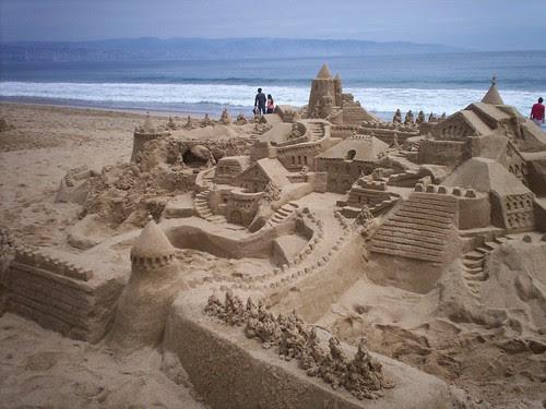 castillos de arena Reñaca