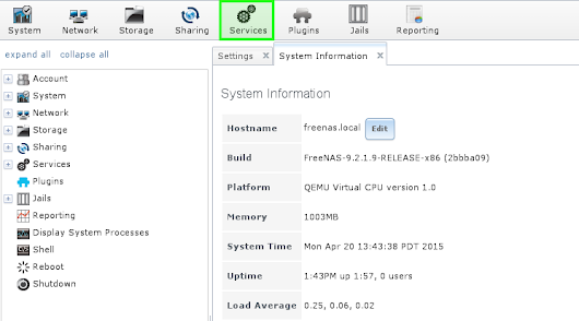 How to activate iscsi in freenas - Infofreund