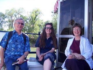 Bob, Kathy, and Sue