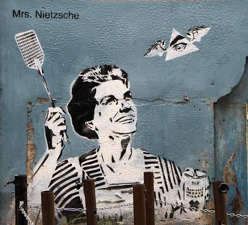 MRS. NIETZSCHE - SR. X - GIJÓN by juanluisgx