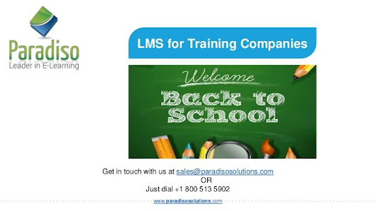 LMS for Training Companies