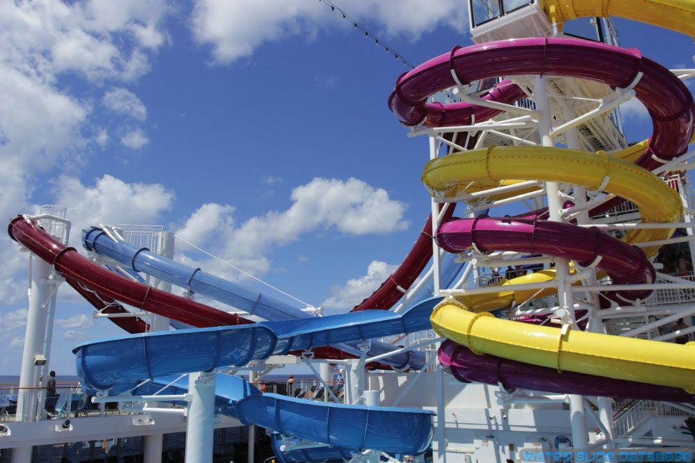 Water Slides Overview