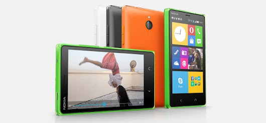 Microsoft announces Android-powered Nokia X2