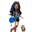 Lilly & Friends : Monster High - Robecca Steam