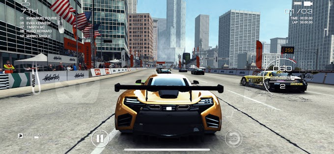 Top 10 HD Quality Racing Games For Android & iOS In 2019 (With Download Links)