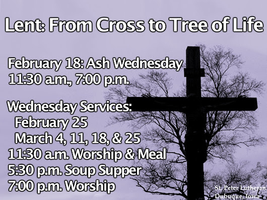 Condemned-Absolved - Midweek Lenten Sermon