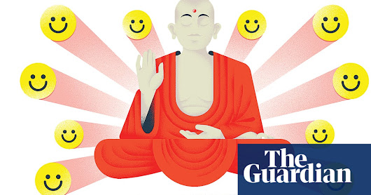 If you want to have a good time, ask a Buddhist | Oliver Burkeman | Life and style | The Guardian