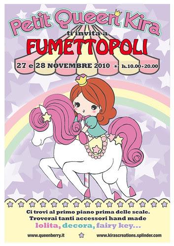 Fumettopoli a novembre 2010