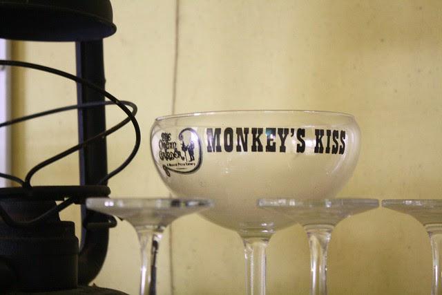 MONKEY'S KISS