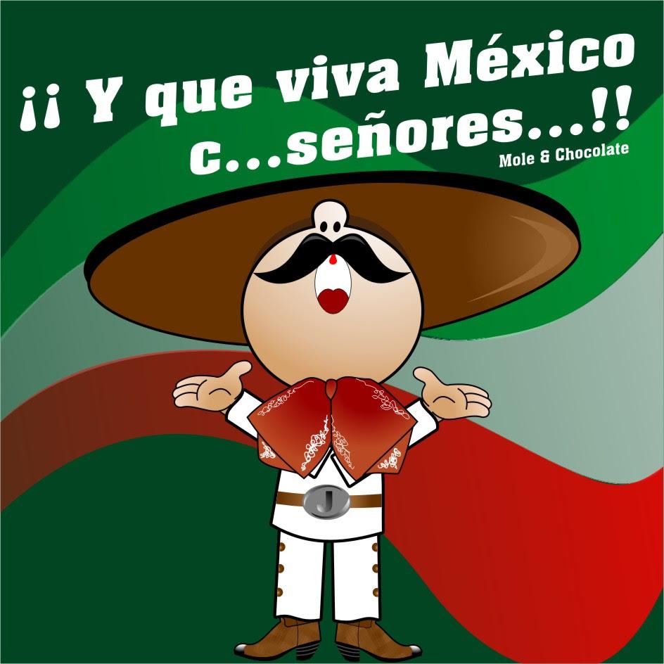 Viva Mexico The Bump