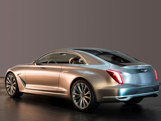 This Stunning Coupe Is Hyundai's Ticket Into Pebble Beach