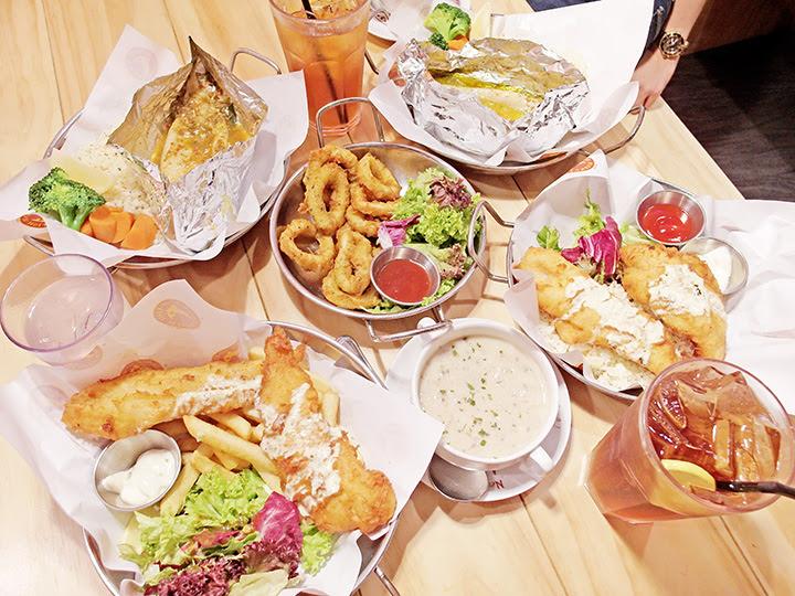 manhattan fish market food