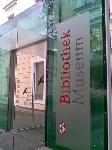 Photo Eingang Stift Admont