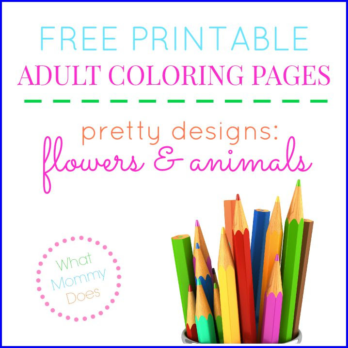 flower animal coloring pages facebook