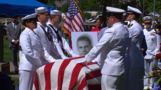 Utah WWII sailor finally laid to rest after DNA helps identify remains | KSL.com