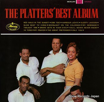 PLATTERS, THE best album