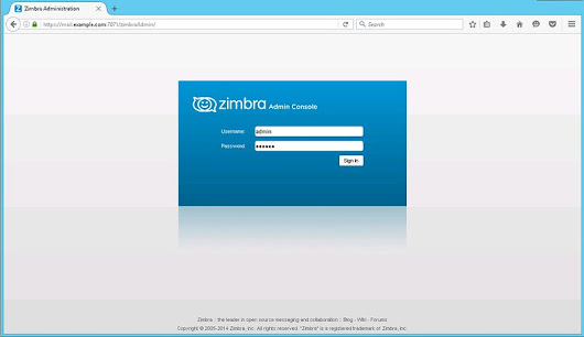 How to set up Zimbra mail server on CentOS - Xmodulo