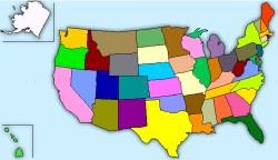 USA-karta