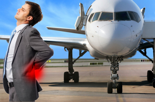 How To Alleviate Back and Neck Pain While Traveling