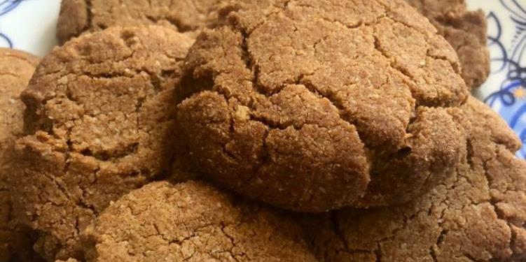Recipe: Yummy Cinnamon and liquorice cookies - vegan