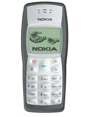 Nokia 1100 (Foto: Reprodução)