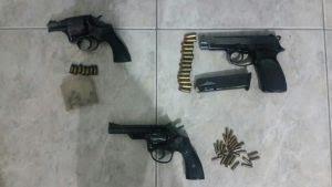 armas allanamiento Lanus 4ta 1