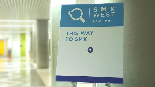 SMX West is just days away. Reserve your seat now!
