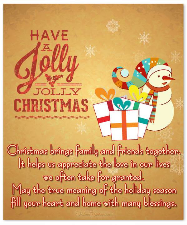 Xmas Greetings on Facebook