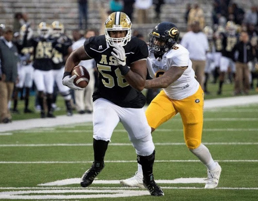 Alabama State offensive lineman Tytus Howard stands out at Senior Bowl