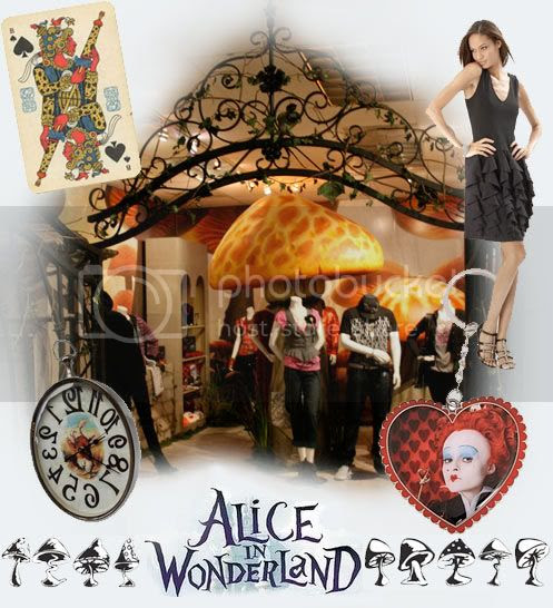 Alice in Wonderland – A Fashion Hot Topic | Skimbaco Lifestyle ...