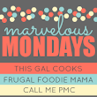 Marvelous Mondays Link Party 4-8-13 / Call Me PMc