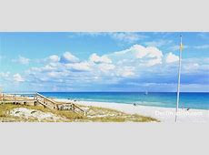 Crystal Beach, Destin Florida Beach Info, Photos Videos Maps
