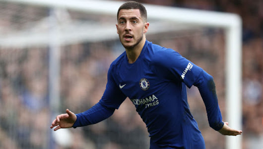 Transfer news: Pep Guardiola plots £100m bid to bring Chelsea's Eden Hazard to Man City - Article - Sport360