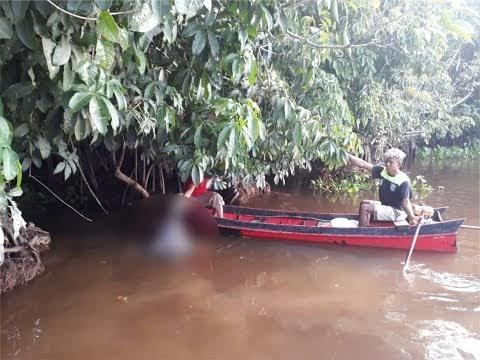 Encontrado o corpo do jogador de futebol desaparecido no Marajó
