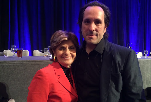George Magalios Meets Gloria Allred at the 2015 National Trial Lawyer's Summit | Legalsophia