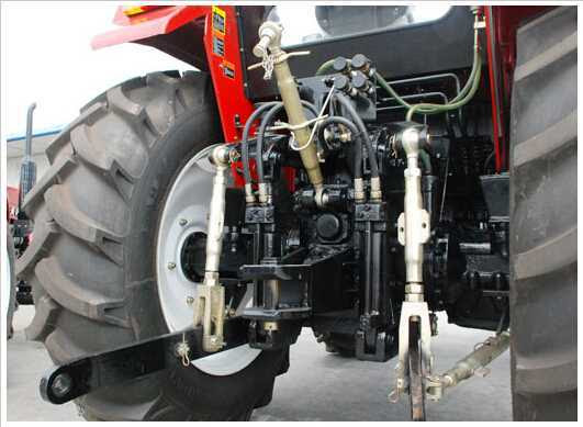 Farm Tractor Wiring Diagram