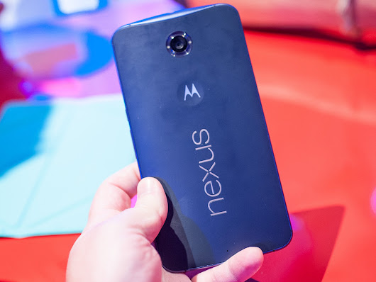 Nexus 6 listed on UK Play Store, priced £499