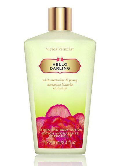 Creme Hidratante - Victoria's Secret -  Hello Darling