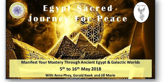 Egypt Sacred Journey For Peace (5 to 16 May 2018)