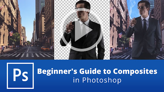 Beginner's Guide to Composites in Photoshop - farbspiel photography