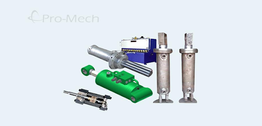 Pro Mech | Hydraulic Cylinders Manufacturer, Supplier and Service Provider in Ahmedabad -