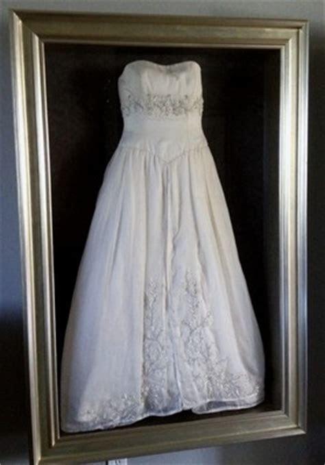 frame your wedding dress? HELP?   Weddings, Do It Yourself